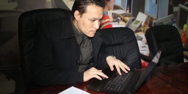 الصحفي الاستقصائي إيهاب زيدان يفوز بجائزة الاتحاد الأوروبي لقضايا الإعلام حول الهجرة
