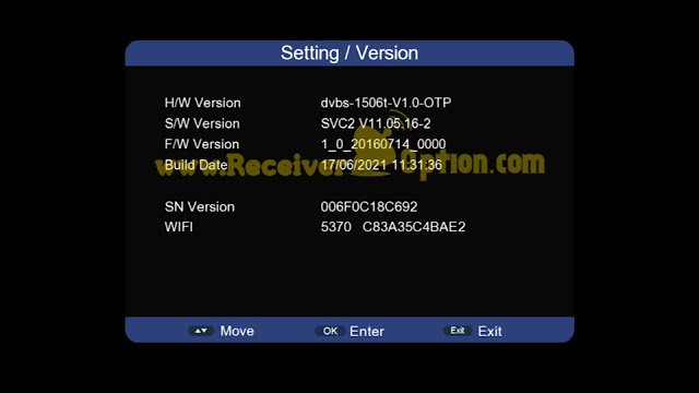 STARNET B1 1506T 512 4M NEW SOFTWARE WITH GO SAT PLUS V2 17 JUNE 2021