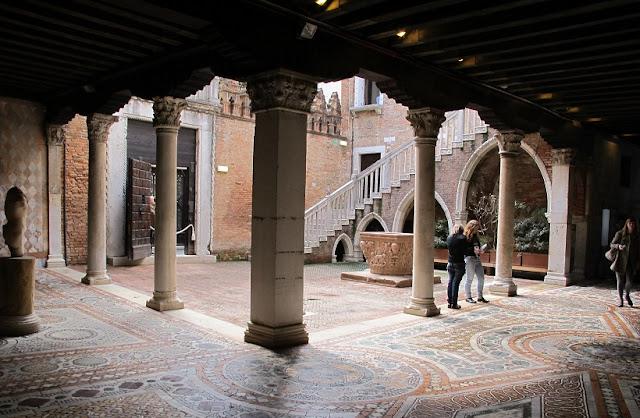 O que conhecer no Ca d'oro em Veneza