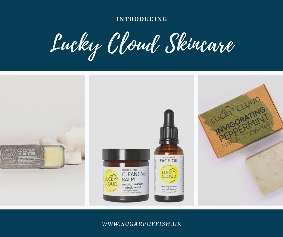 Introduction to Lucky Cloud Skincare