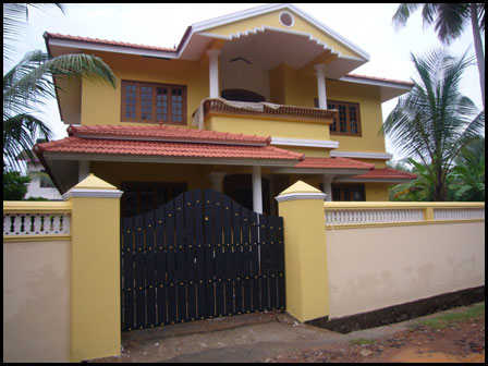 Keralaarchitectcom Design Concepts For Gate And Compound Wall