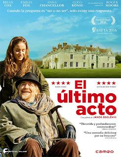 Ver El Último Acto (The Carer)  (2016) película Latino HD
