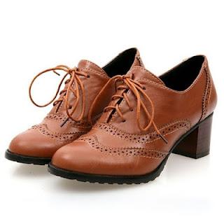 Contoh Sepatu Terbaru Wanita