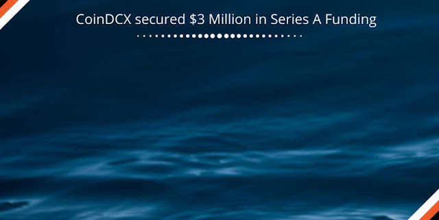 CoinDCX secured $3 Million in Series A Funding