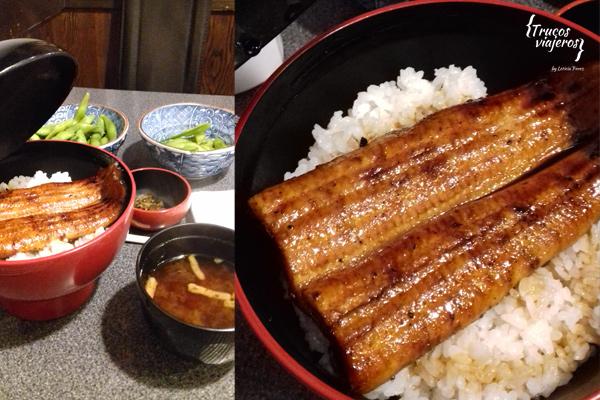 comer unagi Narita
