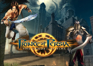 PRINCE OF PERSIA SANDS OF TIME download free pc game full version