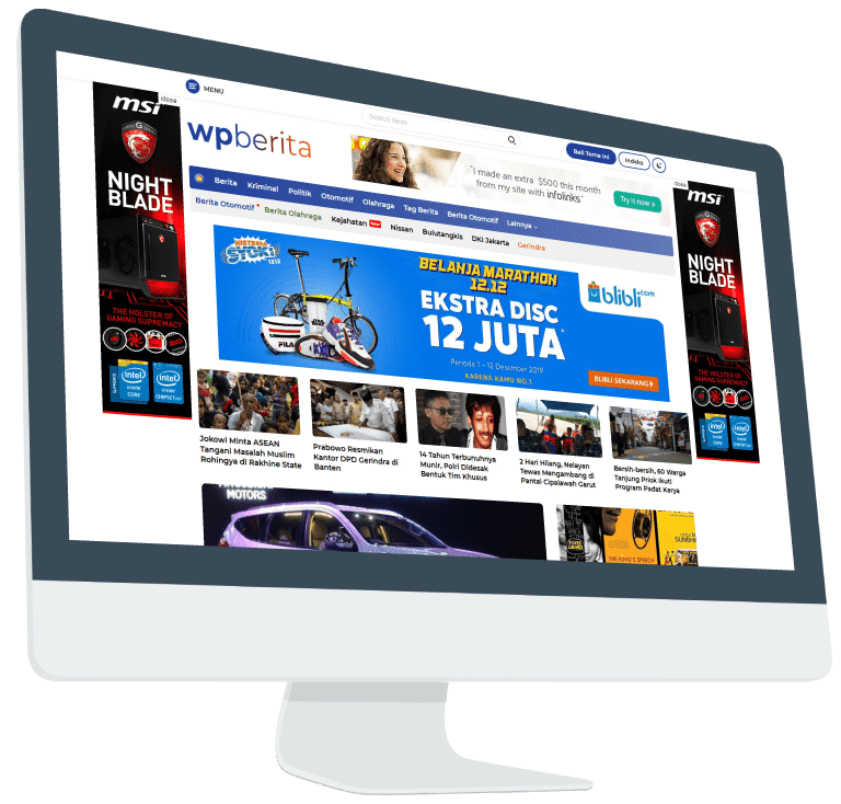 Wpberita Wordpress Theme