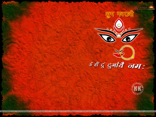 Happy Navratri Images Wallpaper