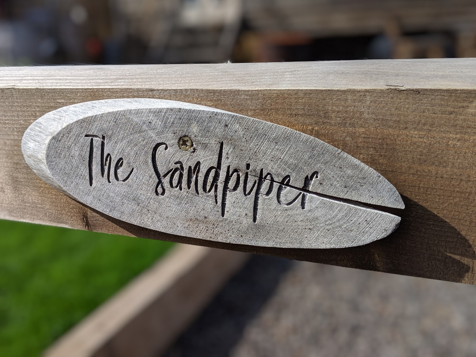 Shepherd's Retreats Beadnell Review - Dog-friendly Glamping in Northumberland - the sandpiper