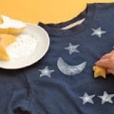 Glow-in-the-Dark Space Shirt - Step 2
