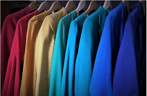 As cores e seus segredos. Encontrou pessoas usando a mesma cor de roupa que você?