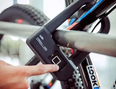 TRON-XD - Candado en U para Bicicleta