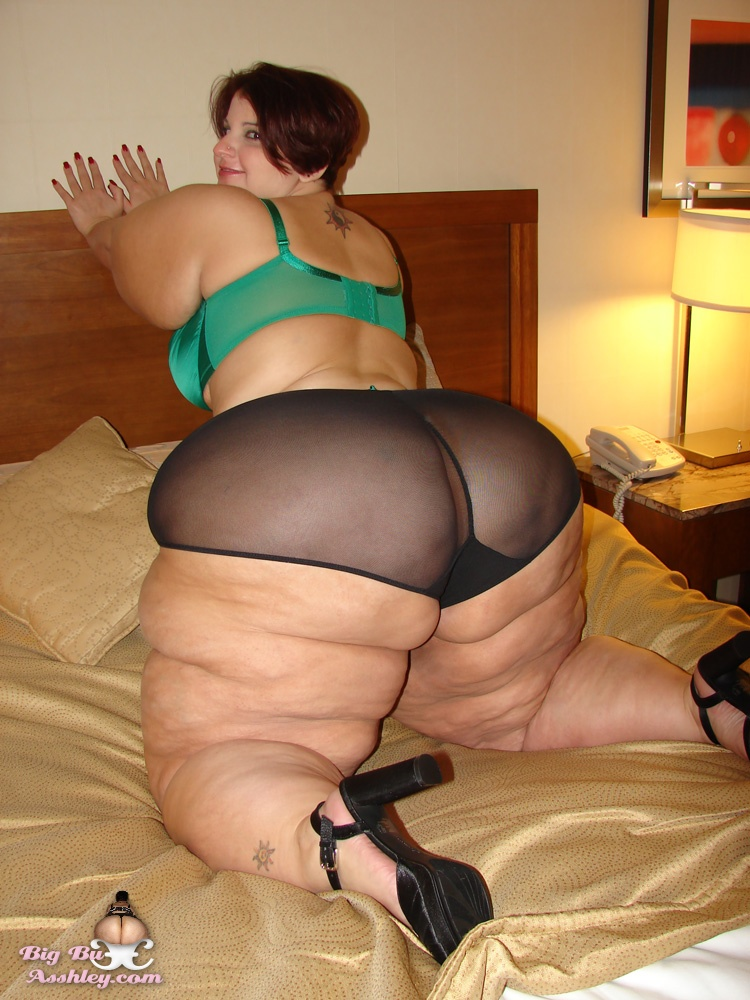 Big Booty Black Ssbbw