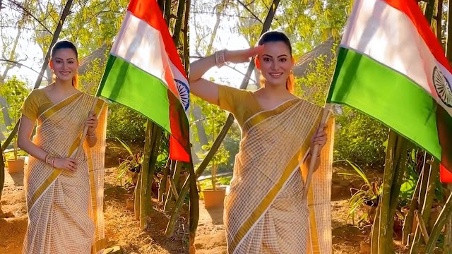 Urvashi Rautela visits Tirumala on Republic Day 2021, shares video on social media - Watch