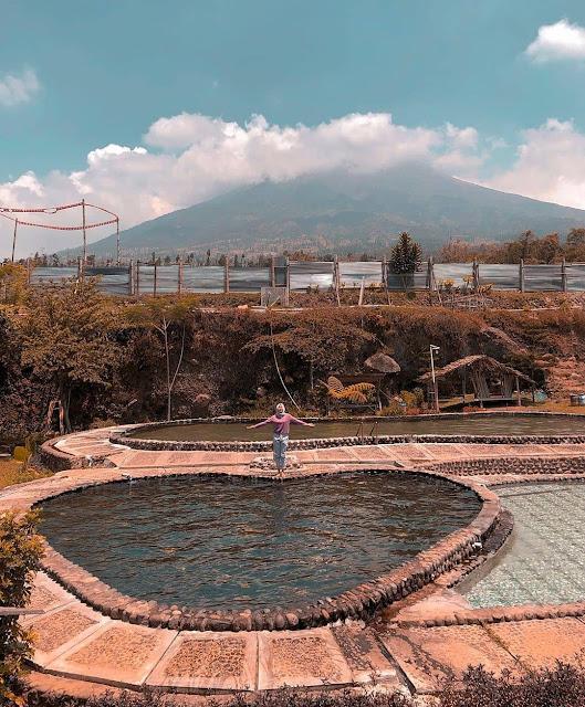 Kolam Renang Terbaru Di Temanggung