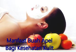 manfaat buah apel untuk kesehatan kulit