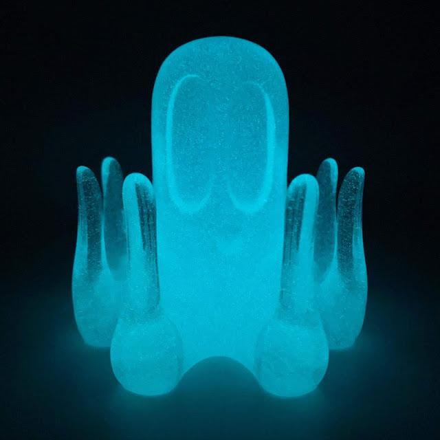 Glacier Glow Ectopod by TNT Plastic