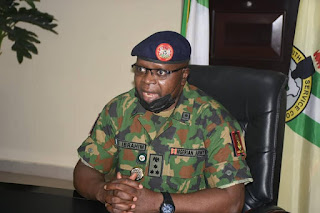 COVID-19 Vaccine Not Compulsory But Important - NYSC DG