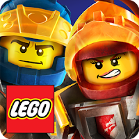LEGO NEXO KNIGHTS MERLOK 2.0 MOD APK unlimited money