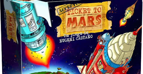 "Campeonato ""Ticket to Mars"" de GdM Games"