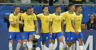 موعد مباراة البرازيل والبيرو اليوم ضمن مباريات كوبا أمريكا 2019