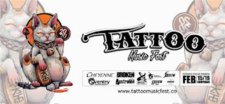 TATTOO MUSIC FEST V.6 2020