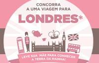 Promoção The Body Shop 'Trate sua mãe como uma rainha' www.tratesuamaecomoumarainha.com.br