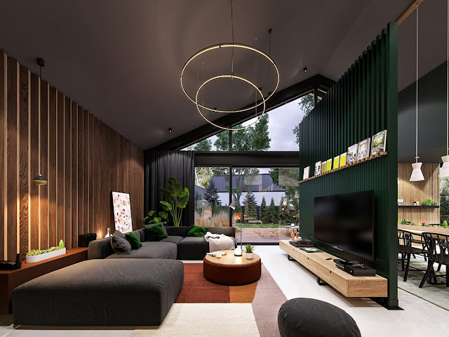 Plan the Interior Design