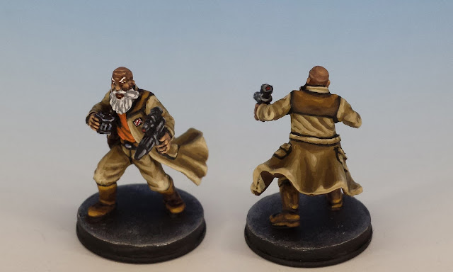 Gideon Argus, Imperial Assault FFG (2014, sculpted by Benjamin Maillet)