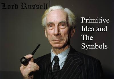 Deduksi ala Betrand Russell : Ide Primitif dan Simbolnya