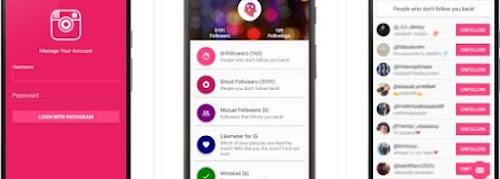 Cara Mudah Mengetahui Unfollower Instagram Kita Lewat Aplikasi Android