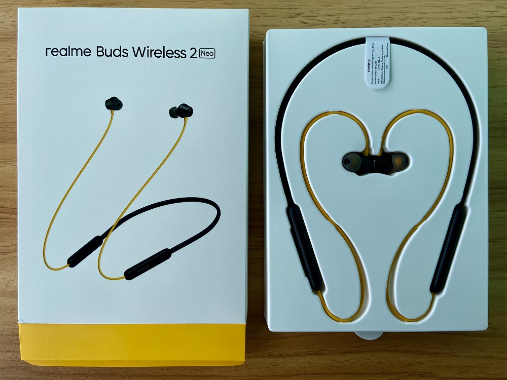 realme Buds Wireless 2 Neo Unboxing