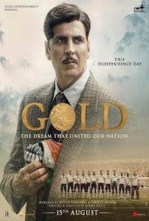 Film Gold 2018 (Bollywood)