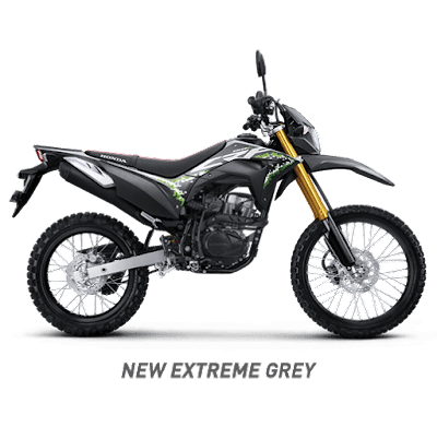 Warna New Honda CRF150L Sejahtera Mulia Cirebon