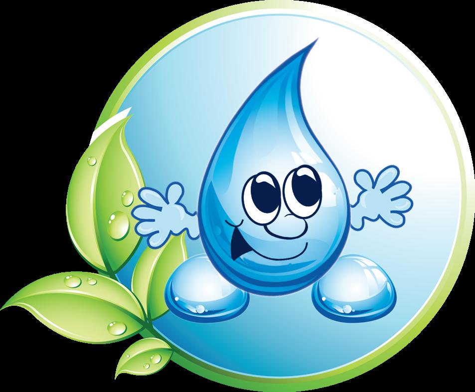 Картинки воды на прозрачном фоне для детей