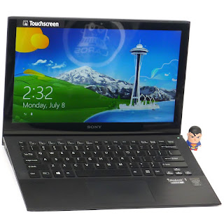 Laptop Sony Vaio SVP112A1CW Core i7 Carbon Black Second