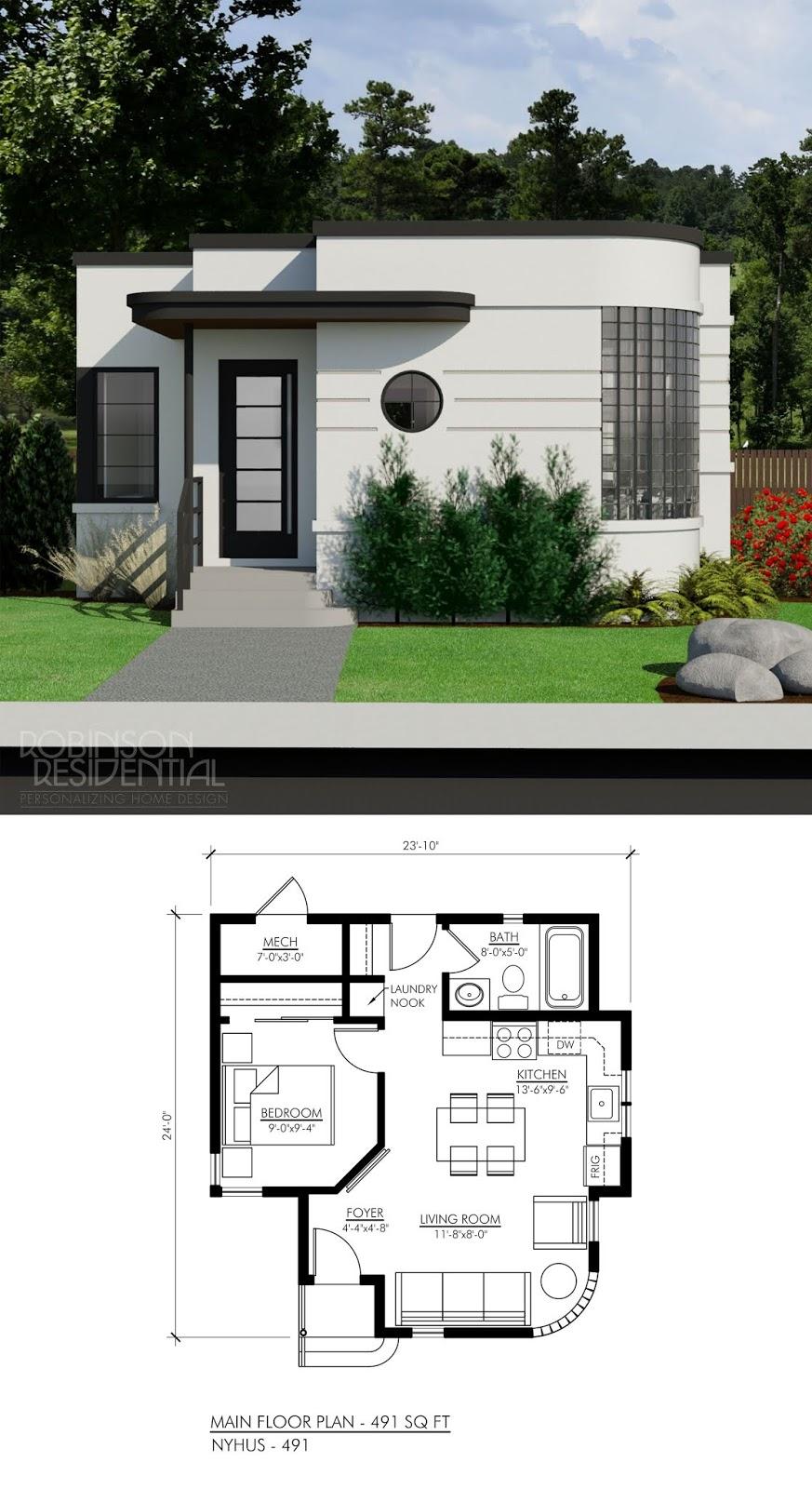 Planos De Casas Pequeñas Opciones De Planificación Y Diseño Plaza Digital
