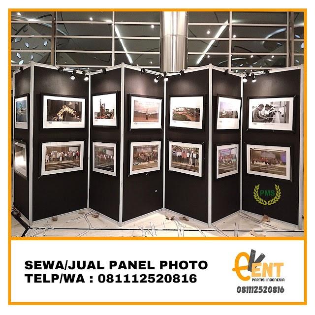 Pameran 2021| Sewa Panel Photo 081112520816