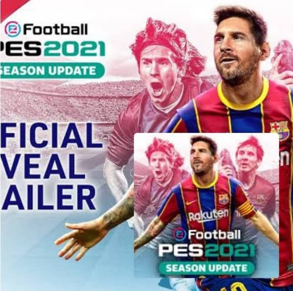 PES 2021 PPSSPP Camera PS4 Android Offline 600MB Latest Download