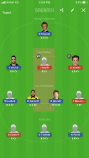 Dream11 Perfect full team astrology