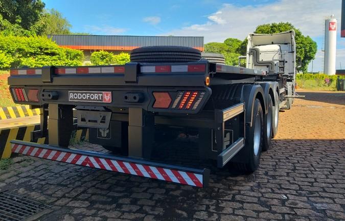 Novo aumento no preço do aço poderá prejudicar vendas de implementos rodoviários no Brasil