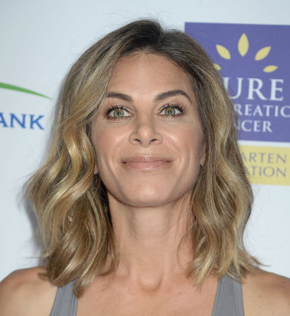 Jillian Michaels At 5th Biennial Stand Up To Cancer In Los Angeles
