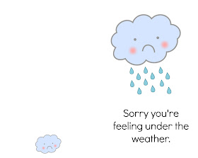 under the weather free printable