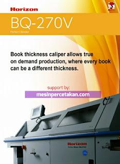 Horizon BQ 220 BARU