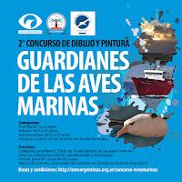Concurso Guardianes de las aves marinas