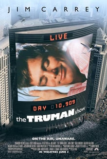 The Truman Show '90s movie