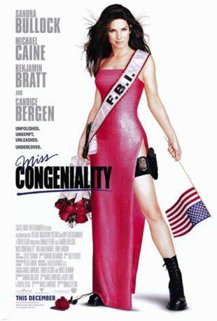 Miss Congeniality 2000 BRRip 720p Dual Audio In Hindi English