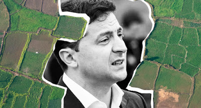 Зеленский подписал указ о передаче 2 млн га земли в коммунальную собственность