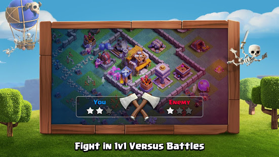 Clash of Clans Mod Apk Android