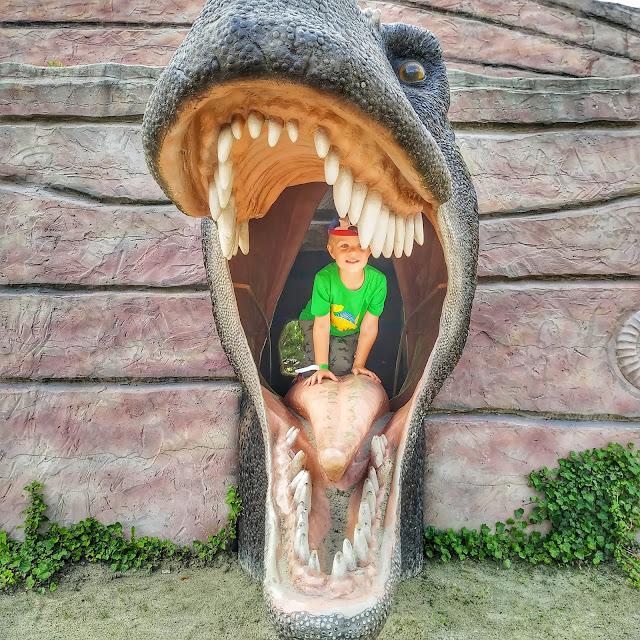 Park Dinozaurów na Opolszczyźnie- Jura Park w Krasiejowie